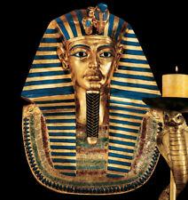 Pharaoh King Tutankhamen Tutankhamun Tut Sculpture Mask Replica Reproduction