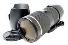 Tamron SP AF 70-200 mm f/2.8 Di LD A001 Lens For α A-Mount **EXCELLENT+**