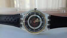 Swatch Ladies Vintage Collection(2002)lk-206 Speed Breaker Watch Montre nos Uhr