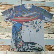 Vintage Marvel Comics 2009 CAPTAIN AMERICA T Shirt SZ S