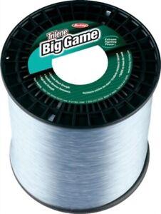 Berkley BG120-15 Trilene Big Game Clear 1 Lb Spools 2600 YD Of 20 Lb Test Line
