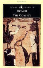 The Odyssey (Classics) By Homer, D.C.H. Rieu, Peter Jones, Dominic Rieu, E.V. R