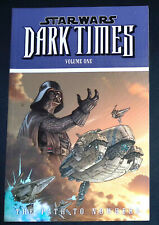 Star Wars Dark Times Volume One The Path To Nowhere VF/NM