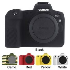 for Canon EOS R EOS RP DSLR Camera Rubber Silicon Case Soft Body Cover Skin