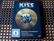 1 4 U: Kiss : The Story Of DVD Rockumentary : Sealed