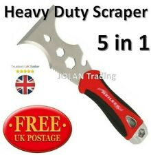 Heavy Duty Paint Scraper 5 in 1 Tools Can Opener Utility Tool 2383