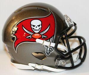 2020 Tampa Bay Buccaneers Custom Super Bowl LV Mini Helmet Tom Brady