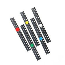 100x SMD 0603 5 Colors LED Light Red Green Blue Yellow White Assotment Kit