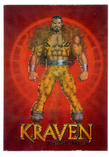 2009 SPIDER-MAN ARCHIVES #R4 KRAVEN ROGUES GALLERY