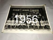 1956 Woodburne Junior High School Class Photo - Baltimore, Maryland 8x10