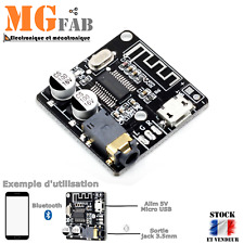 Module VHM314 audio Bluetooth stereo jack usb enceinte connectée mp3 DIY Arduino