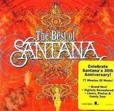 Santana's als Compilation-Edition Musik-CD
