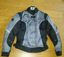 "WOMEN'S STAR DRIFTER YAMAHA Motorcycle JACKET SIZE MD M DISCOUNTINUED """"""RARE"""""