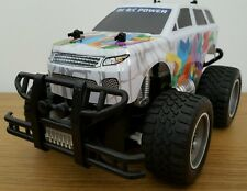 MONSTER TRUCK Ricaricabile Radio Remote Control CAR 23cm Fast Speed Scala 1:16