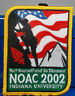 2002 Boy Scouts National Order of the Arrow Conference NOAC Staff/Delegate Patch