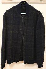 CLOSED Wool Blend Bomber Jacket Size Medium