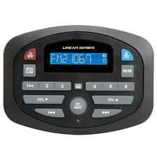 Magnadyne Linear Series SP1 AM/FM Bluetooth Compact Receiver.