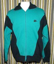 Killer 90's Vintage Nike Full Zip Sweatshirt Retro Style So Cool Size XL
