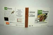 SIM FARM SIMCITY COUNTRY COUSIN GIOCO USATO PC CDROM VERSIONE ITALIANA GD1 45155