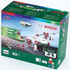 Klein BOSCH 3 IN 1 AIRCRAFT TEAM Kids Children Pretend Play Toy BN