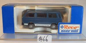 Roco 1/87 Nr. 1432 Volkswagen VW T3 Bus Syncro 4x4 OVP #1466