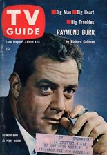 1961 TV Guide March 4 - Perry Mason; Mitch Miller; Janet De Gore; Roaring 20's