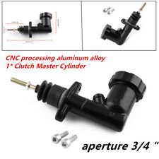 "Functional Aluminum Master Cylinder 3/4""Bore Compact Style For Hydraulic E-brake"