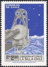 CILE 1973 spazio/ASTRONOMIA/Scienza/TELESCOPIO DELL'OSSERVATORIO/stelle/1v (n29813)