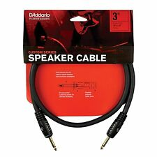 Planet Waves PW-S-03 3' Custom Series Speaker Cable.Designed For Head to Cab Use