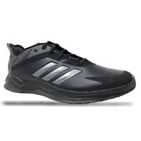Adidas Speed Trainer 4 Black/Carbon Mens Baseball Trainer Turf Shoes CG5142 NEW