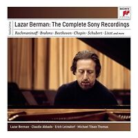 LAZAR BERMAN-THE COMPLETE SONY RECORDINGS 6 CD NEU RACHMANINOFF,SERGEJ