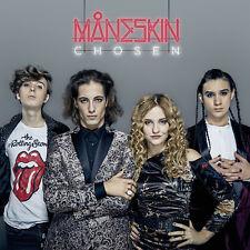 MANESKIN - CHOSEN (X FACTOR 2017) - CD nuovo sigillato