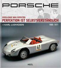 Porsche 1: 1900-1971 (356 550 Spyder 911 RS 912 904 Carrera 6 908 718) Buch book