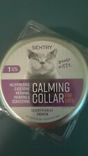 Sentry Calming Collar For Cats NEW