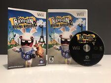 Rayman Raving Rabbids 2 - Nintendo  Wii Game