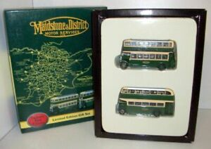EFE 1/76 Scale Maidstone & District Motor Services Bus set