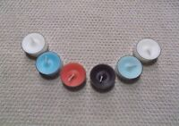 PARTYLITE TEALIGHT CANDLE SCENTS TO CHOOSE FROM COTTON WICKS NEW IN BOX