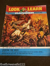 LOOK and LEARN # 250 - WILLIAM THE CONQUERER - OCT 29 1966