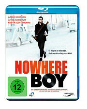 Blu-ray * NOWHERE BOY # NEU OVP §