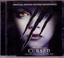 CURSED Original Motion Picture Soundtrack WES CRAVEN Film CRYSTAL METHOD RENO