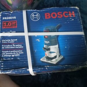 Bosch 1/4-in 1-HP Variable Speed Fixed Corded Router