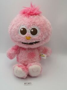 "Sesame Street B1301 Moppy Universal Studio Japan Plush 8"" Stuffed Toy Doll"