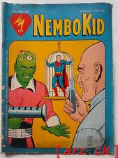 Superalbo NEMBO KID 47 Mondadori 1964 Supplemento Albi del Falco SUPERMAN