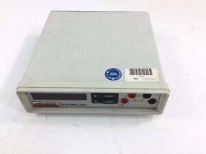 Widerstandsmessgerät Burster Resistomat 230V 50Hz Typ 2318-V001