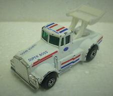 "Modellauto Matchbox 1982 Kenworth 1:85 ""SUPER BOSS"""