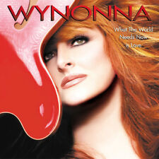 Wynonna ‎– What The World Needs Now Is Love CD Curb Records 2004 NEW