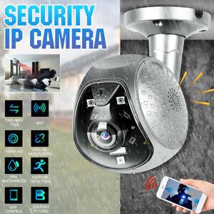 Camaras De Seguridad Solar Wifi Para Exterior 1080P HD CCTV Camara Inalambricas
