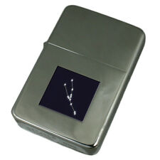 Engraved Lighter Taurus Star Zodiac Birthday