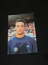 RICHERT GIRONDINS BORDEAUX  Photo carte UNFP FOOT FOOTBALL 2000 1999-2000 panini