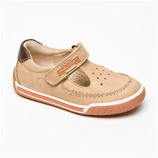 Chaussures en cuir beige Pablosky- T. 30